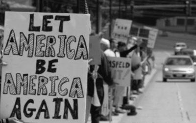 Genki's Let America be America Again