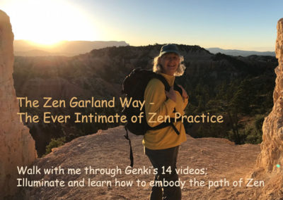 The Ever Intimate of Zen Practice