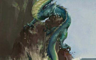The Great Dragon of Zen